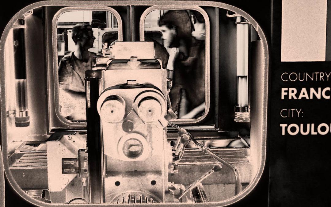 POÉTIQUE DES MACHINES