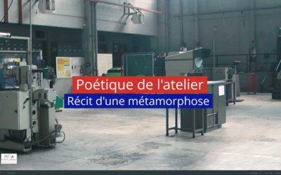 POÉTIQUE DES MACHINES : WEBDOC EN LIGNE