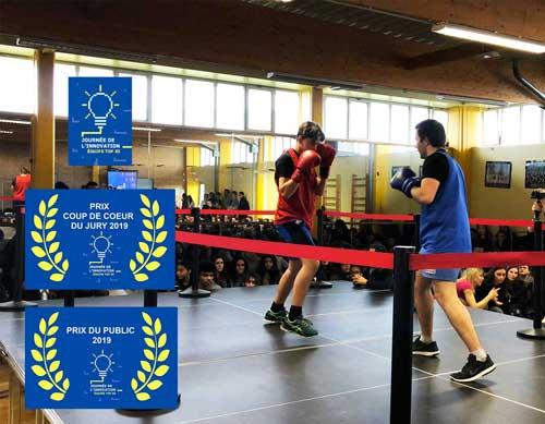 Double prix pour Philo-Boxe #webdocumentaire #lycée